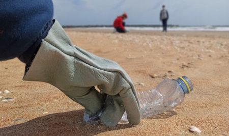 Únete a la recogida de residuos en Punta Umbría en nuestra I Campaña Cuidemos el Planeta